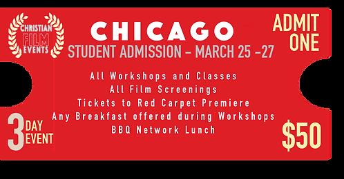 CHICAGO -Student Admission
