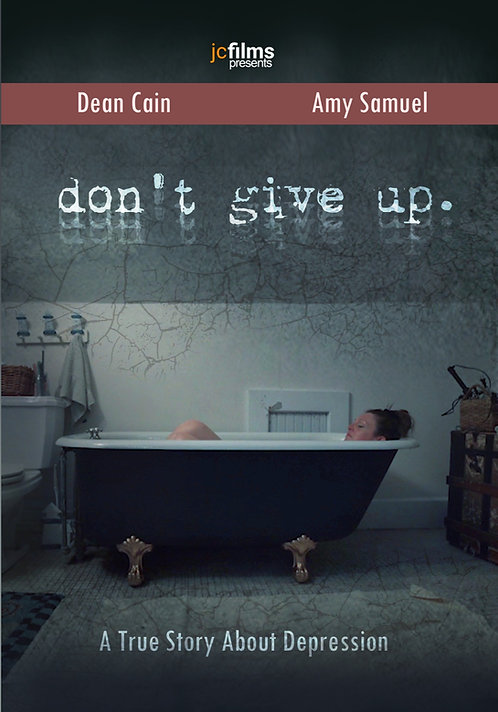 Don't Give Up - DVD
