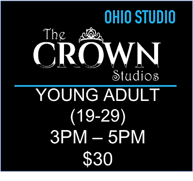 THE CROWN STUDIO - Young Adult