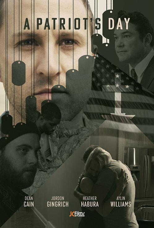 A Patriots Day - DVD