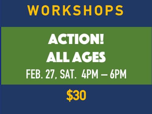 Workshop - ACTION!