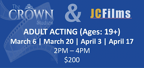 Adult Acting Class