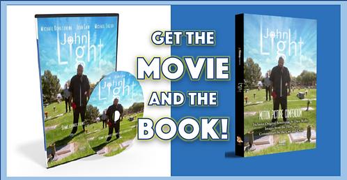 John Light - DVD & BOOK
