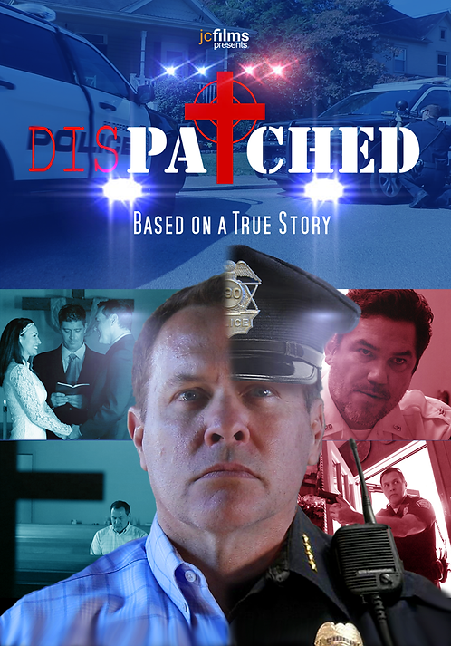 Dispatched - DVD