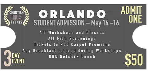 ORLANDO - Student Admission
