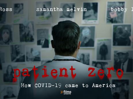 CORONAVIRUS: Patient Zero to be released May 15, 2020.