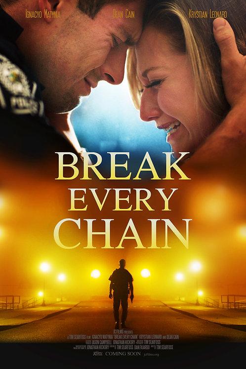 Break.Every.Chain - DVD