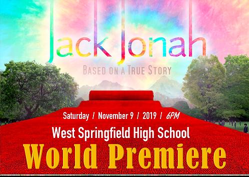 Jack Jonah - Premiere