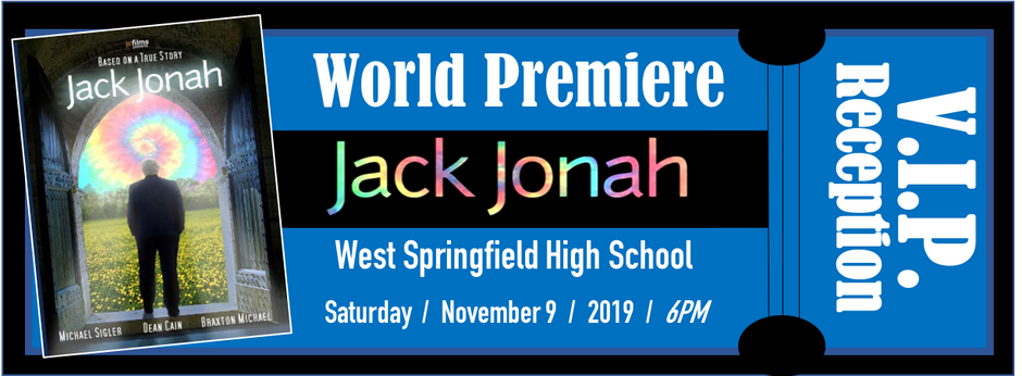 The much anticipated release is here:  JACK JONAH PREMIERE!