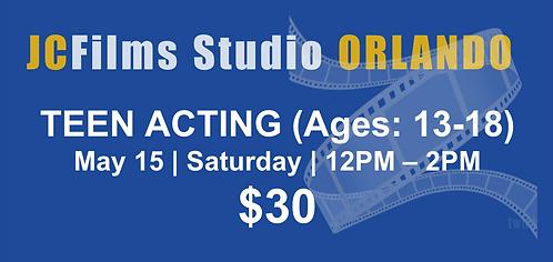 JCFilms Studios - TEEN - Orlando
