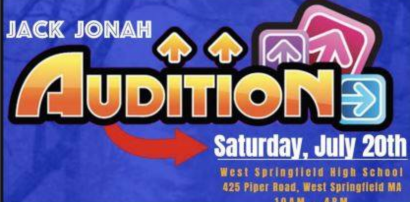 JCFilms to host open auditions for role in local movie.