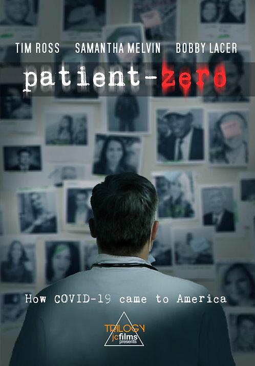 CORONAVIRUS: Patient Zero - DVD