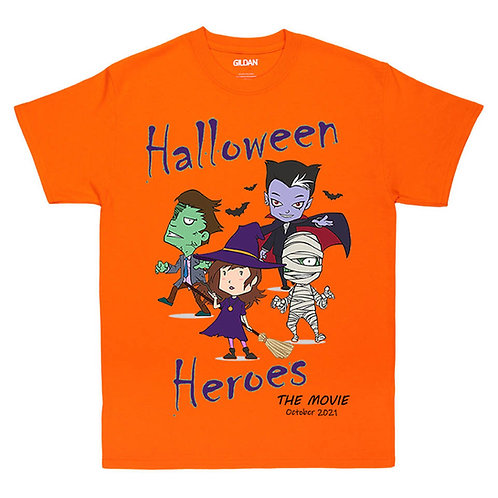 Halloween Heroes T-Shiirt