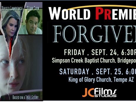 Forgiven: One of Our Most Important Films of the Year!