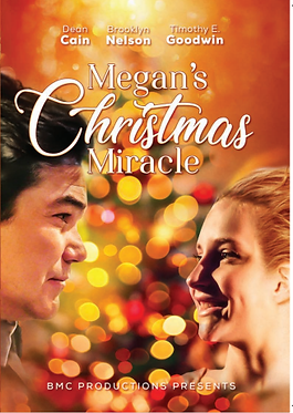 Megan's Christmas Miracle - DVD