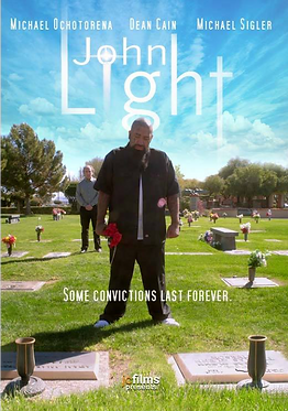 John Light - DVD