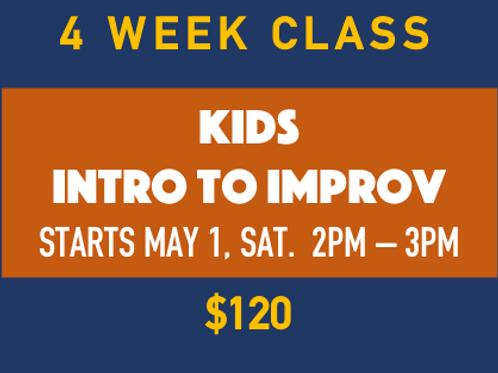 Kids Intro Improv