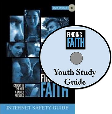 Finding Faith Youth Study Guide
