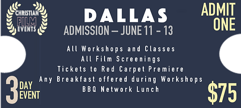 DALLAS   - General Admission