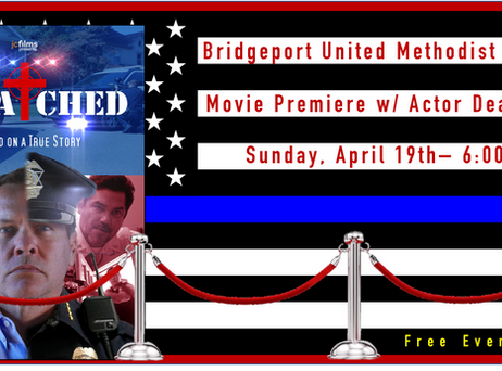 Actor Dean Cain returns to host Movie Premiere and Local Law Enforcement Appreciation Night!