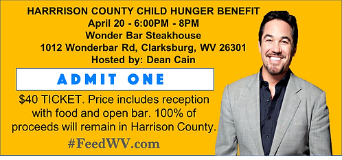 Harrison County Child Hunger Benefit