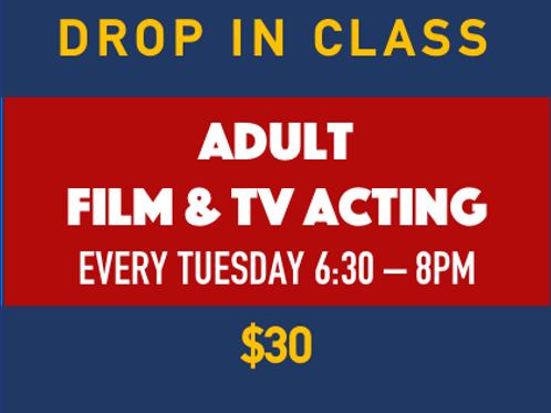 Adult Film & TV Acting