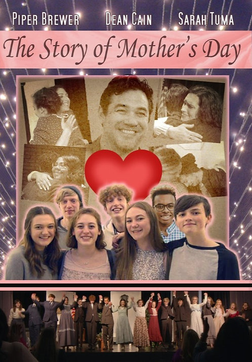 The Story of Mother's Day- DVD