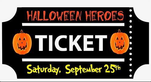 Halloween Heroes World Premiere