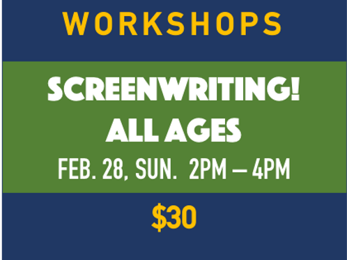 Workshop -SCREENWRITING