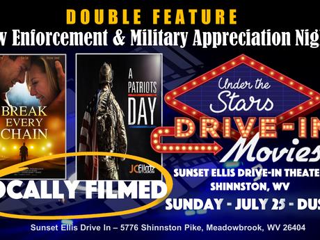 Law Enforcement & Military Appreciation Night!