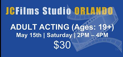 JCFilms Studios - ADULT - Orlando