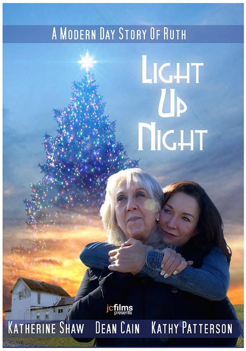 Light Up Night- DVD