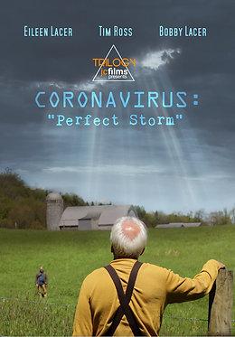 CORONAVIRUS: Perfect Storm - DVD
