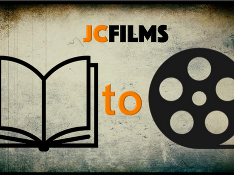 Ever wanted to turn your book into a film? Here's your chance!