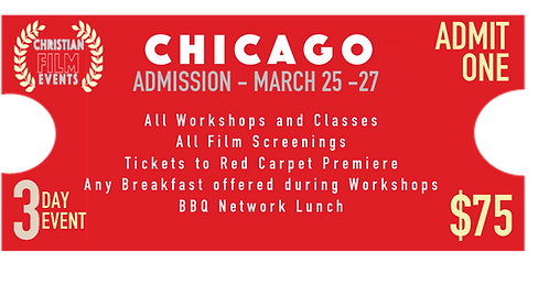 CHICAGO  - General Admission