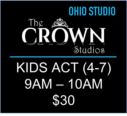 THE CROWN STUDIO - Kids Act