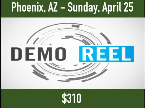 Demo Reel -Phoenix