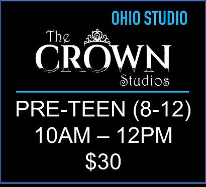 THE CROWN STUDIO - Pre Teen