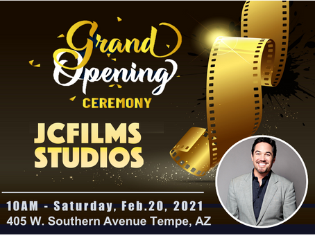 Grand Opening Ceremony for new Christian Film Studio…and You're Invited