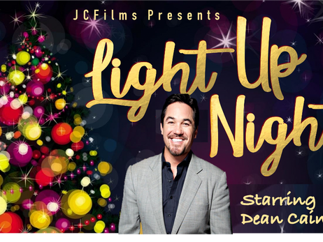 Another Dean Cain Christmas Film Coming to the Area.