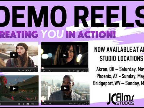 JCFilms Studios Offer Professional Acting Reels