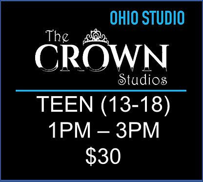 THE CROWN STUDIO - Teen