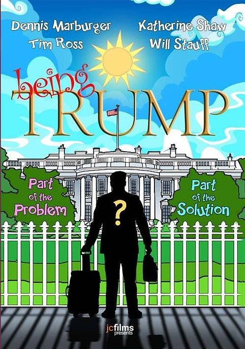 Being Trump - DVD