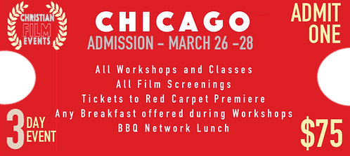CHICAGO  - General Admission