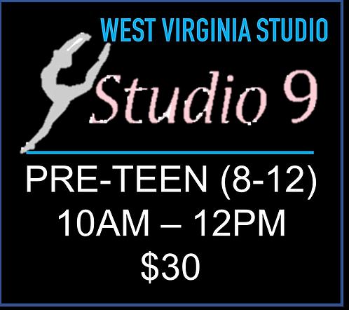 STUDIO 9 - PRE TEEN