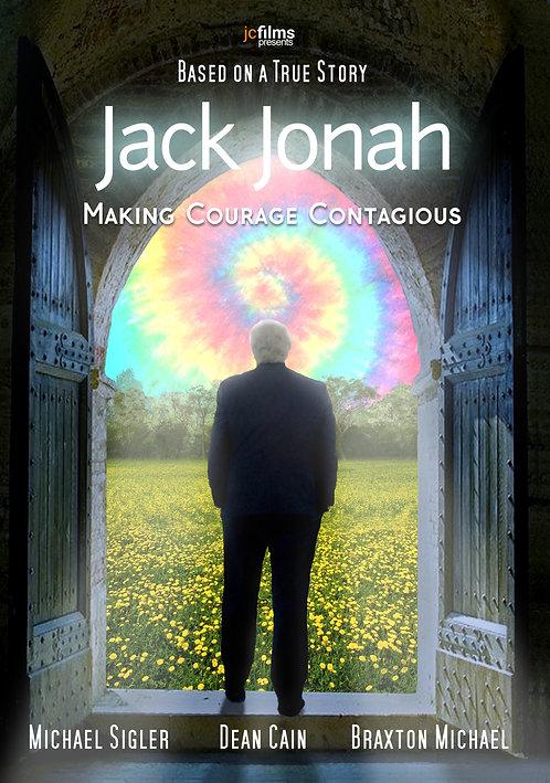Jack Jonah- DVD