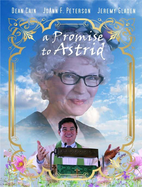 A Promise to Astrid - DVD