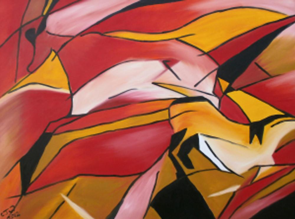 Chloe Waterfield Art Oil Paintings Malts