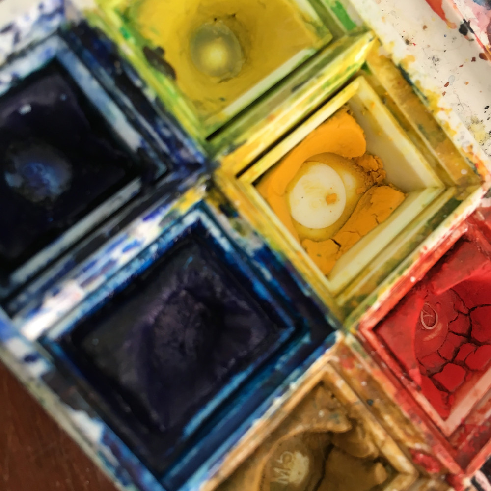 Watercolour Paints - Art Supplies Blog