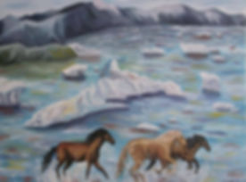Buy Arctic Paintng